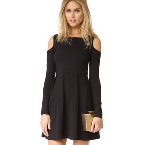 Susana Monaco Ellis Dress Black - New